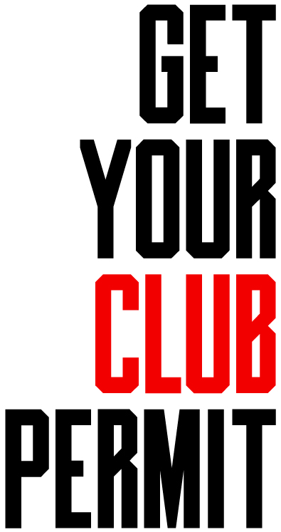 Get your club rego / club permit Victoria